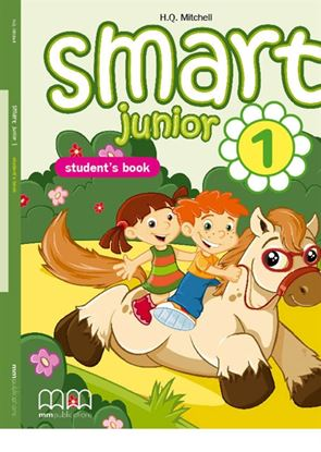 Εικόνα της SMART JUNIOR 1 Student's Book (with ABC Book)