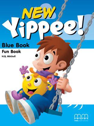 Εικόνα της NEW YIPPEE BLUE BOOK Funbook (with student's CD-ROM)