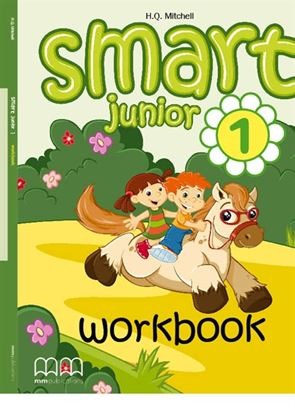 Εικόνα της SMART JUNIOR 1 Workbook (with CD)