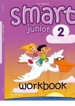 Εικόνα της SMART JUNIOR 2 Workbook (with CD)