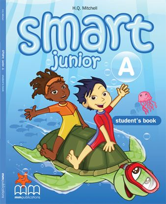 Εικόνα της SMART JUNIOR A' Student's Book (with ABC Book)