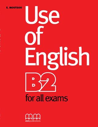 Εικόνα της USE OF ENGLISH B2 Student's Book