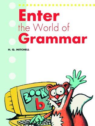 Εικόνα της ENTER THE WORLD OF GRAMMAR B Student's Book