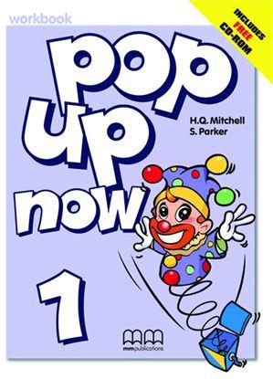 Εικόνα της POP UP NOW 1 Workbook (with CD)