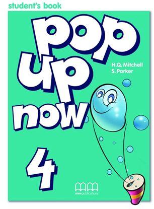 Εικόνα της POP UP NOW 4 Student's Book