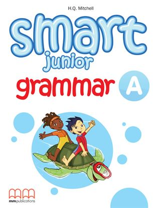 Εικόνα της SMART JUNIOR A' Grammar Book