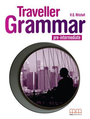 Εικόνα της TRAVELLER Pre-Intermediate Grammar Book