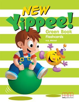 Εικόνα της NEW YIPPEE GREEN BOOK Flashcards