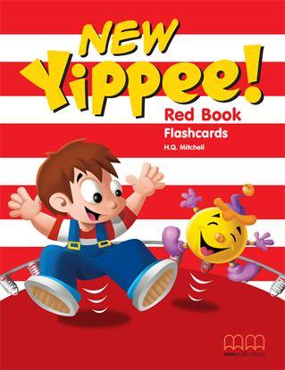Εικόνα της NEW YIPPEE RED BOOK Flashcards
