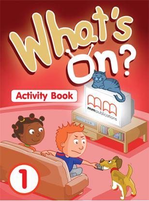 Εικόνα της WHAT'S ON 1 Activity Book