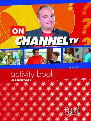 Εικόνα της ON CHANNEL TV Elementary Activity Book