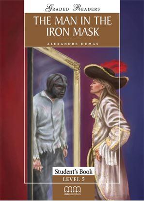 Εικόνα της THE MAN IN THE IRON MASK Student's Book