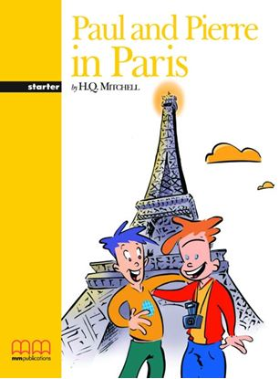 Εικόνα της PAUL AND PIERRE IN PARIS Student's Book