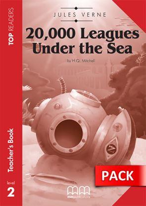 Εικόνα της 20.000 LEAGUES UNDER THE SEA Teacher's Pack (Teacher's Book, Student's Book with Glossary)