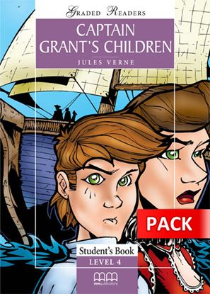 Εικόνα της CAPTAIN GRANT'S CHILDREN Student's Pack