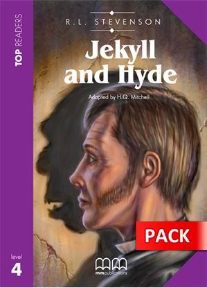 Εικόνα της JEKYLL & HYDE Student's Pack (Student's Book with Glossary, CD)