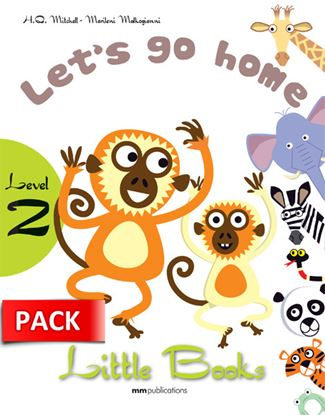 Εικόνα της LET'S GO HOME Student's Book (with CD)