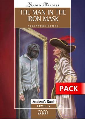 Εικόνα της THE MAN IN THE IRON MASK Student's Pack