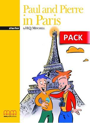 Εικόνα της PAUL AND PIERRE IN PARIS Student's Pack