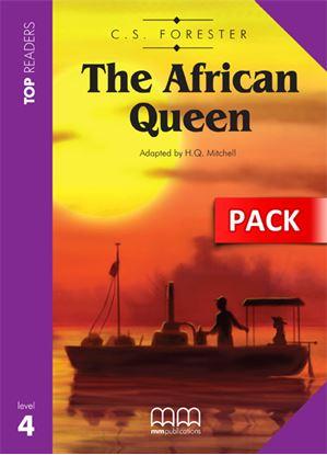 Εικόνα της THE AFRICAN QUEEN Student's Pack (Student's Book with Glossary, CD)