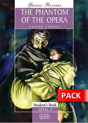 Εικόνα της THE PHANTOM OF THE OPERA Student's Pack