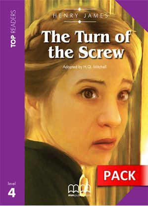 Εικόνα της THE TURN OF THE SCREW Student's Pack(Student's Book with Glossary, CD)