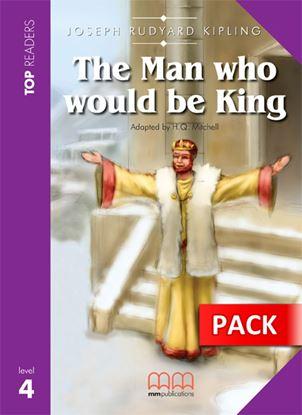 Εικόνα της THE MAN WHO WOULD BE KING Student's Pack (Student's Book, CD)