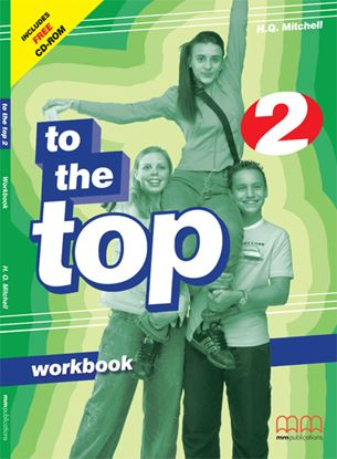 Εικόνα της TO THE TOP 2 Workbook (with CD)