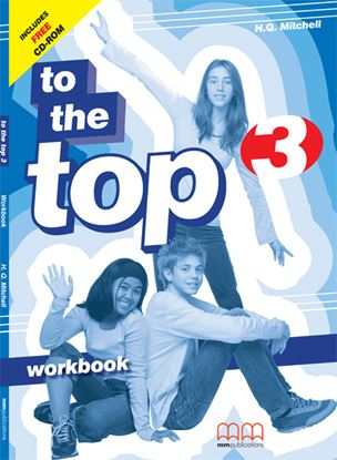 Εικόνα της TO THE TOP 3 Workbook (with CD)