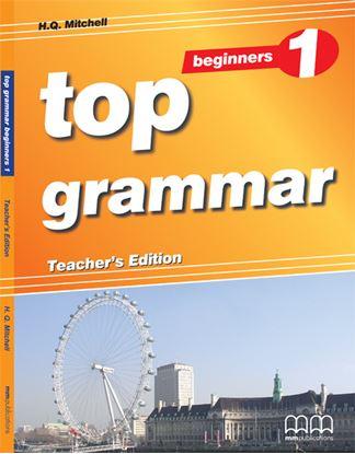 Εικόνα της TOP Beginners Grammar Book (Teacher's edition)