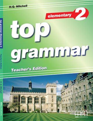 Εικόνα της TOP Elementary Grammar Book (Teacher's edition)