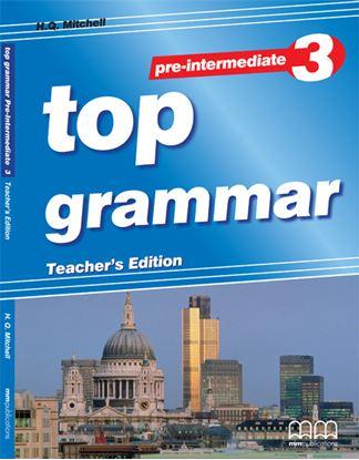 Εικόνα της TOP Pre-Intermediate Grammar Book Teacher's Edition
