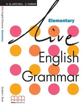 Εικόνα της LIVE BRITISH GRAMMAR Elementary Student's Book
