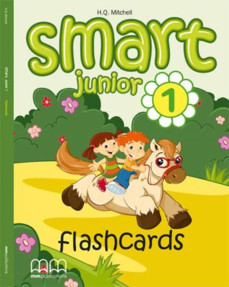 Εικόνα της SMART JUNIOR 1 Flashcards