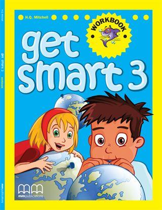 Εικόνα της Get Smart 3 - Workbook (ΑΜ) (IncludesCD)