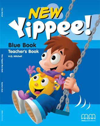 Εικόνα της NEW YIPPEE BLUE BOOK Teacher's Book