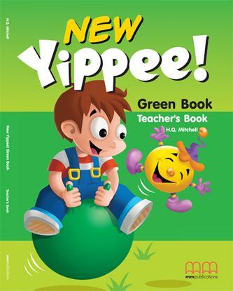 Εικόνα της NEW YIPPEE GREEN BOOK Teacher's Book