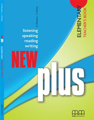 Εικόνα της NEW PLUS Elementary Teacher's Book