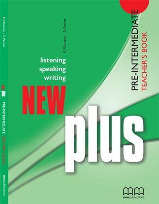 Εικόνα της NEW PLUS Pre-Intermediate Teacher's Book