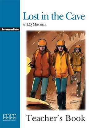 Εικόνα της LOST IN THE CAVE Teacher's Book