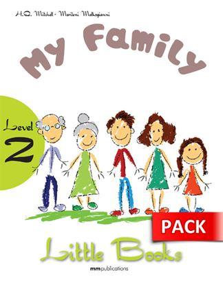 Εικόνα της MY FAMILY Student's Book (with CD)