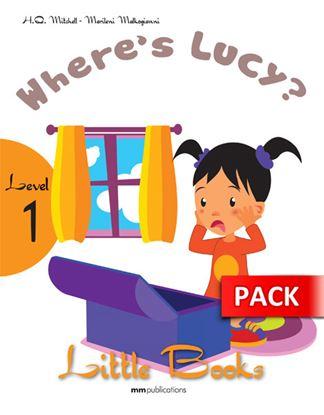 Εικόνα της WHERE'S LUCY? Student's Book (with CD)