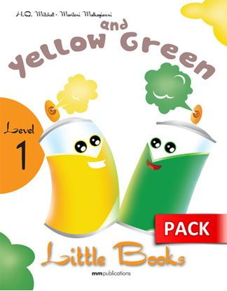 Εικόνα της YELLOW & GREEN Student's Book (with CD)