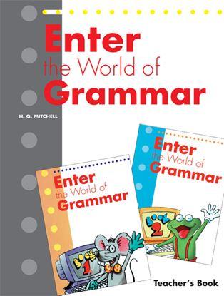 Εικόνα της ENTER THE WORLD OF GRAMMAR (1,2) Teacher's Book
