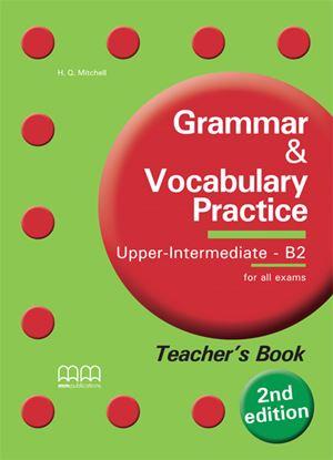 Εικόνα της GRAMMAR & VOCABULARY PRACTICE Upper-Intermediate to B2 Teacher's Book (V2)