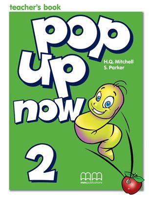 Εικόνα της POP UP NOW 2 Teacher's Book