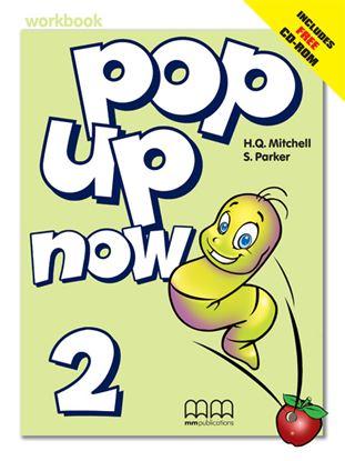 Εικόνα της POP UP NOW 2 Workbook (with CD)
