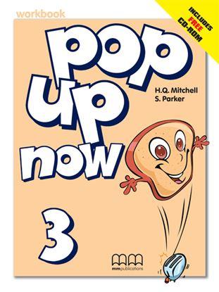 Εικόνα της POP UP NOW 3 Workbook (with CD)