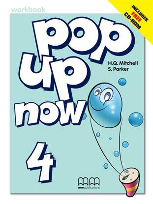 Εικόνα της POP UP NOW 4 Workbook (with CD)