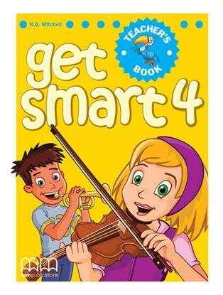Εικόνα της Get Smart 4 - Teacher's Book (ΑΜ)